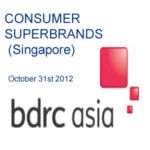 Superbrands Singapore 2012
