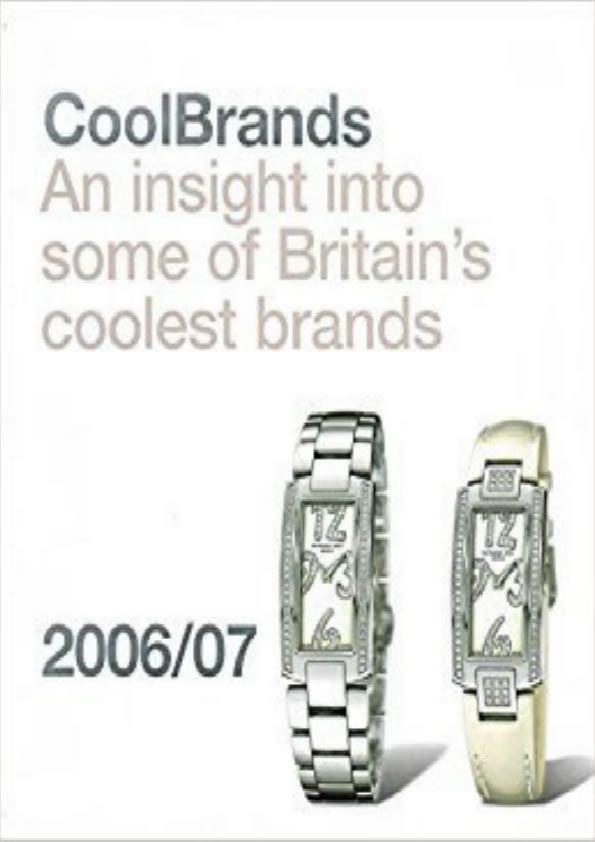 UK CoolBrands Volume 5